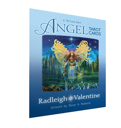 天使主題塔羅牌 Angel Tarot Cards