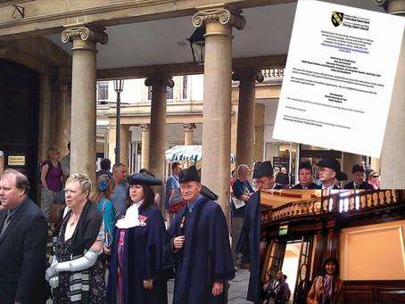 2011年榮獲英國大學University of Wales獎學金!