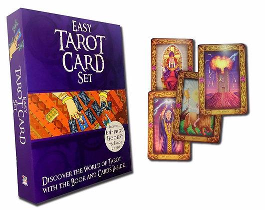 簡易塔羅教學套裝 Easy Tarot Cards Set