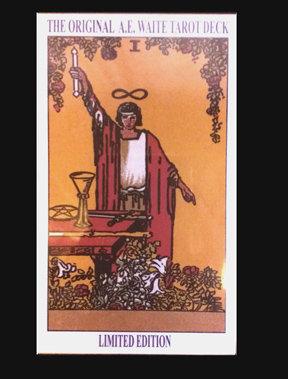 The Original A.E. Waite Tarot Deck 限量塔羅牌