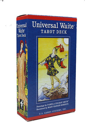 The Universal Waite Tarot Deck