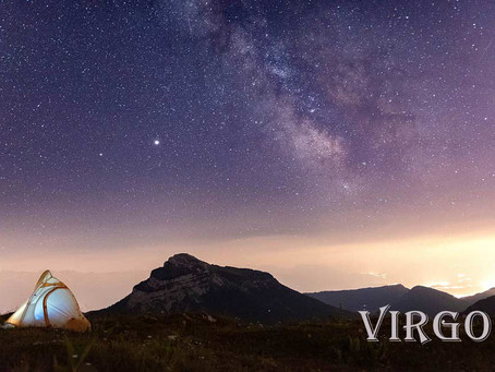 2021年9月星座運程 – 處女座 Virgo Horoscope for September by Renee Tarot