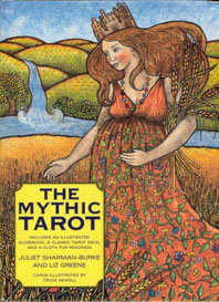The Mythic Tarot 希臘神話塔羅牌套裝