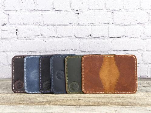 Deluxe FoldedCard Wallet (4 card slots)