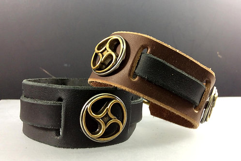 Steampunk Valve Watchband/Bracelet