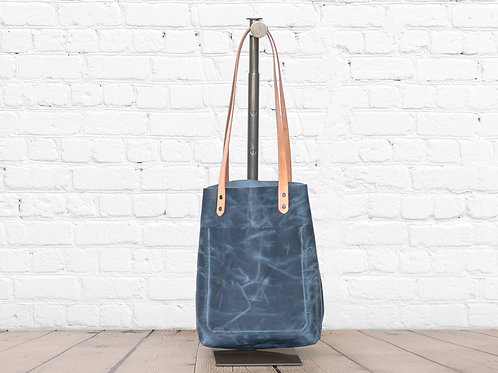 Small Distressed Tote