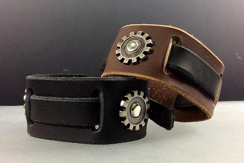 Steampunk Gear Watchband/Bracelet
