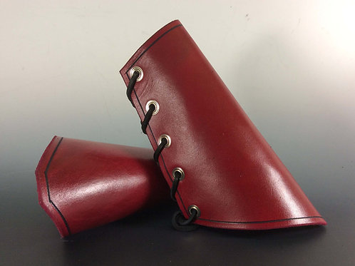 Arm Guards w/Grommets