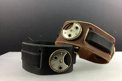Steampunk Cog Watchband/Bracelet