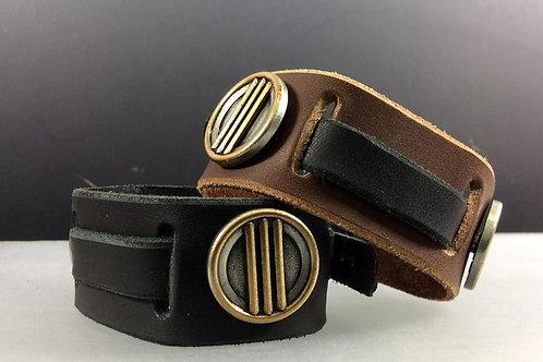 Steampunk Porthole Watchband/Bracelet