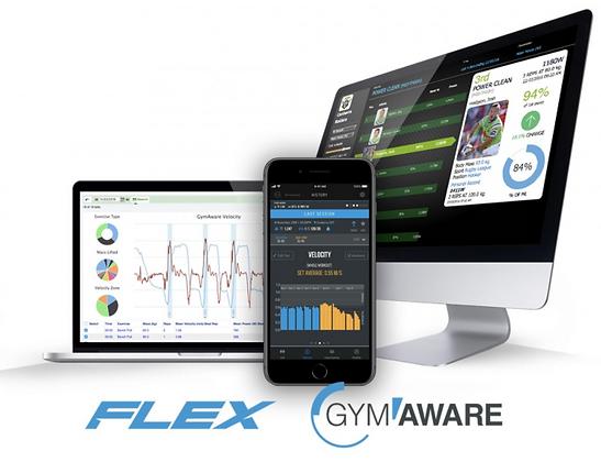FLEX – GymAware Bridge