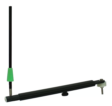 HQ CATCH SWEEP - CARBON - BLACK AND GREEN - 25 + 20 CM