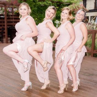 Bridesmaids With Attitude