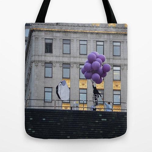 """Bolso """"Purple Balloon"""""""