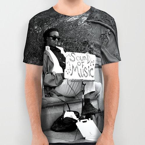 """Camiseta """"Sound of Music"""""""