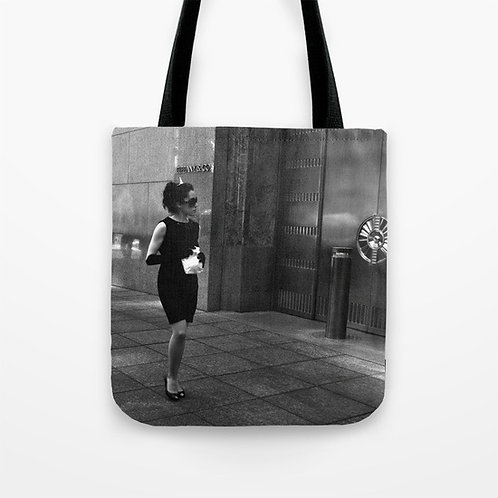 "Bolso ""Breakfast at Tiffany's"" pequeño"