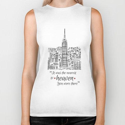 "Camiseta sin mangas ""Heaven"""