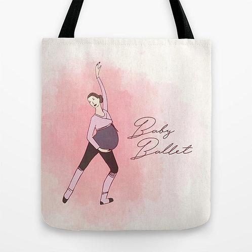 "Bolso ""Baby Ballet"""