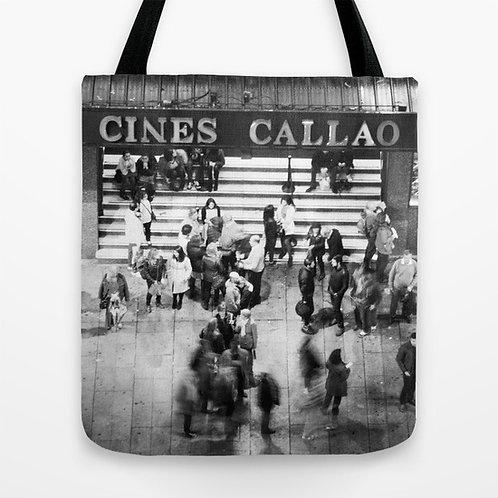 """Bolso """"Cines Callao"""""""