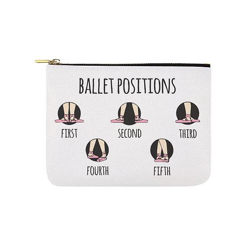 Cartera Ballet positions