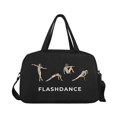 Bolsa de deporte Flashdance negra