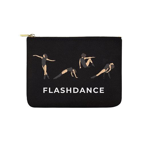 Cartera de tela Flashdance