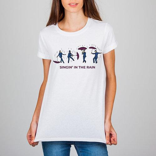 Camiseta Singin' in the Rain