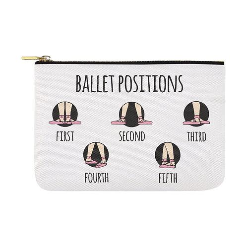 Neceser Ballet positions