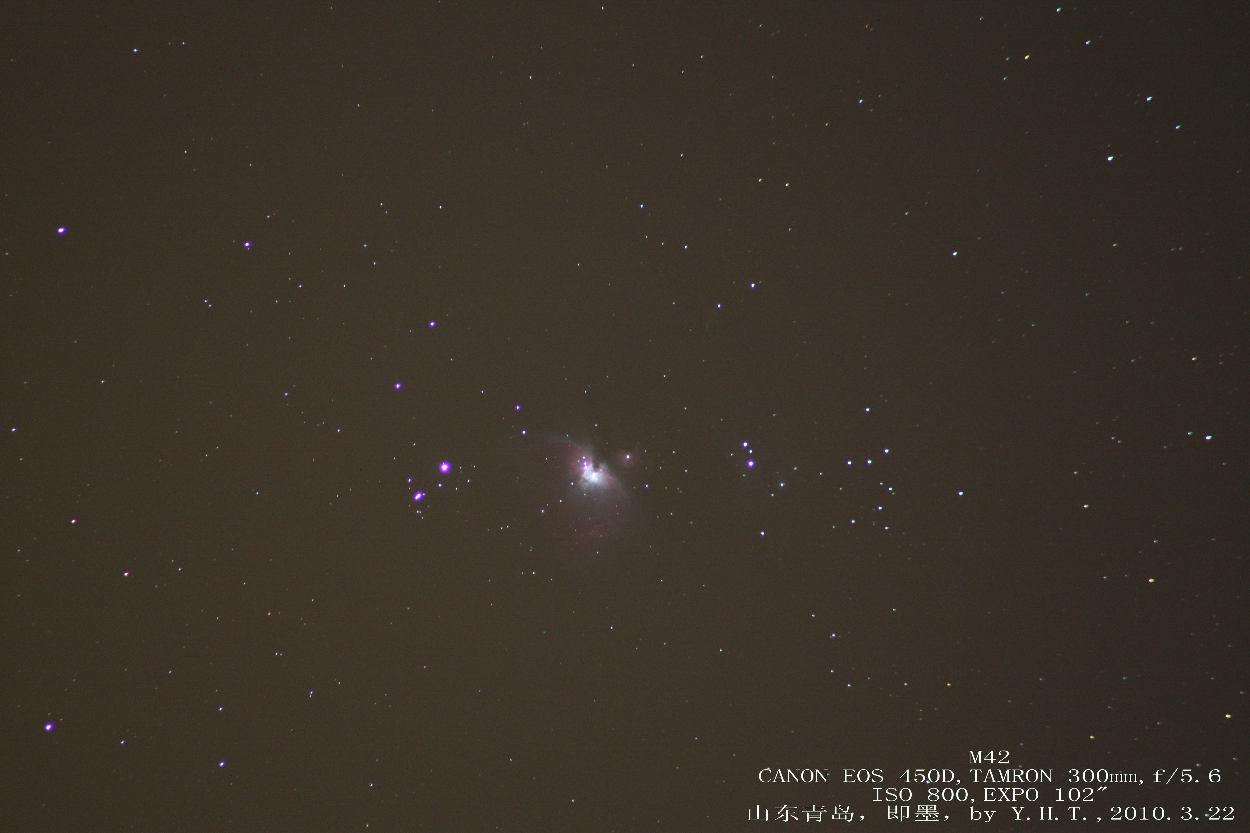 M42 notes