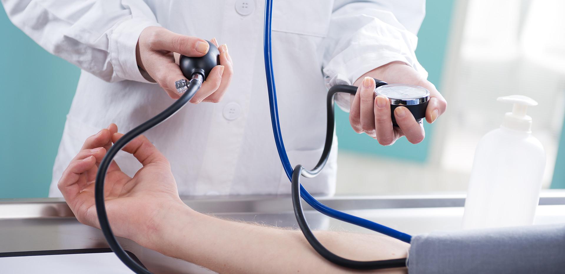 Regular healthcare check