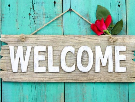 Welcome Yourself Back Into Your Own Life