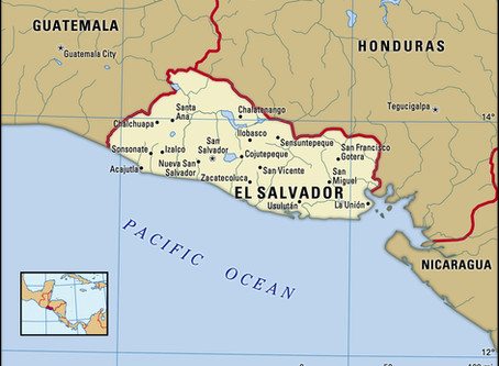 Around The World In 30 Days With IFM: El Salvador Spotlight