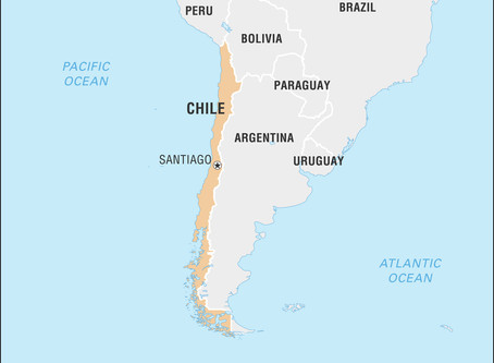 Around The World In 30 Days With IFM: Chile Spotlight
