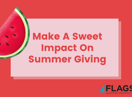 3 Ways To Make A Sweet Impact On Summer Giving