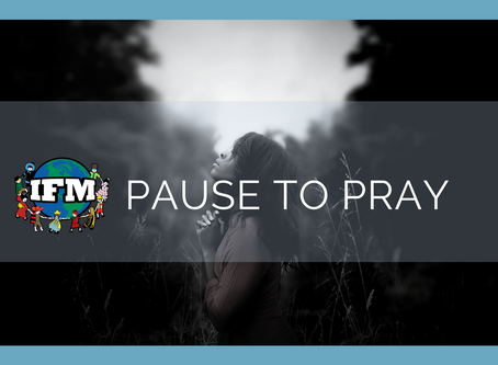 Please Pause For Prayer