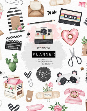 Kit Digital Planner