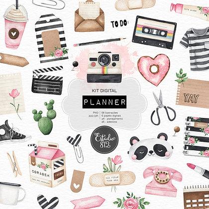 Kit Digital Planner