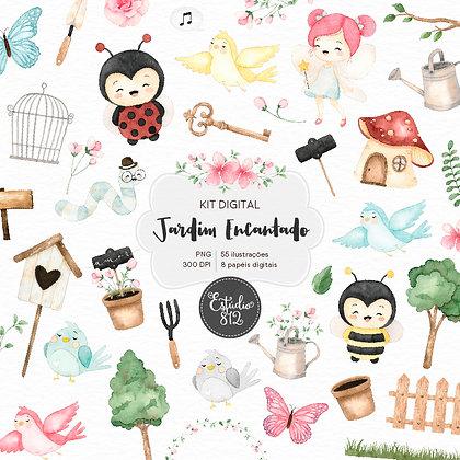 Kit Digital Jardim Encantado