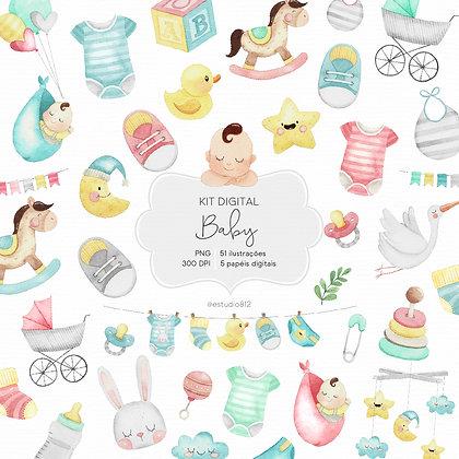 Kit Digital Baby