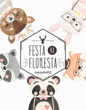Kit Digital Festa na Floresta