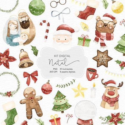 Kit Digital Natal