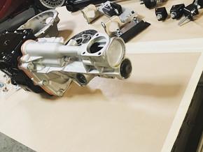 MG TF 5 Speed Conversion