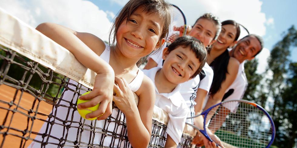 Kids Tennis 2021
