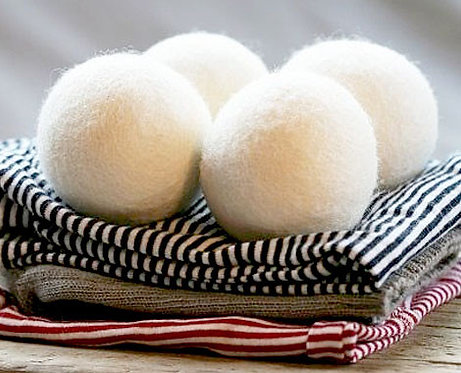 Brolly Sheets Dryer Balls reduce dryer time by up to 50%