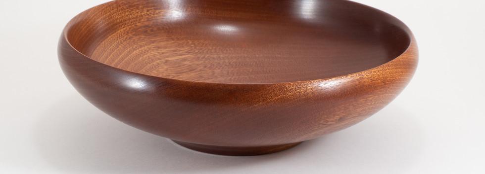 Sapele Bowl
