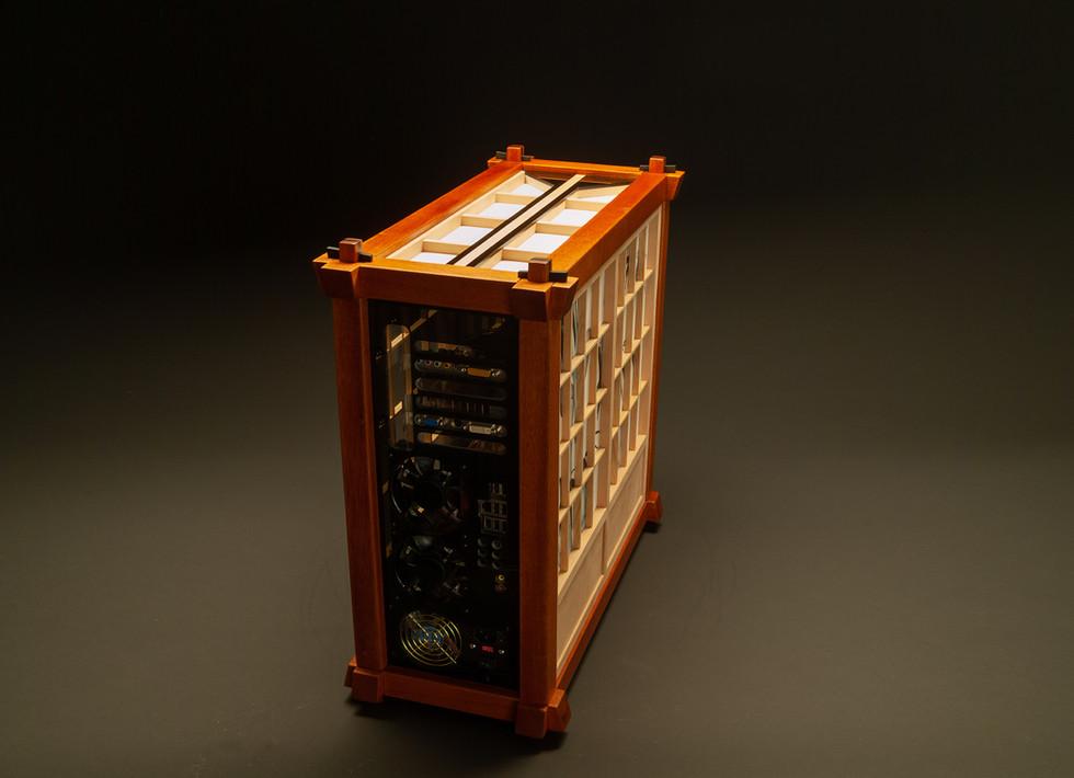 Sangaku Computer Case