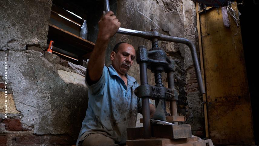 Darb Ahmar - Old Cairo