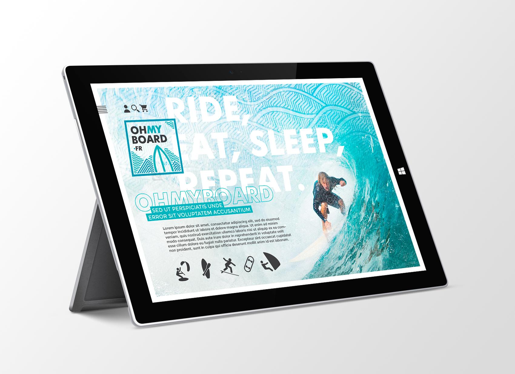 webdesign OMB