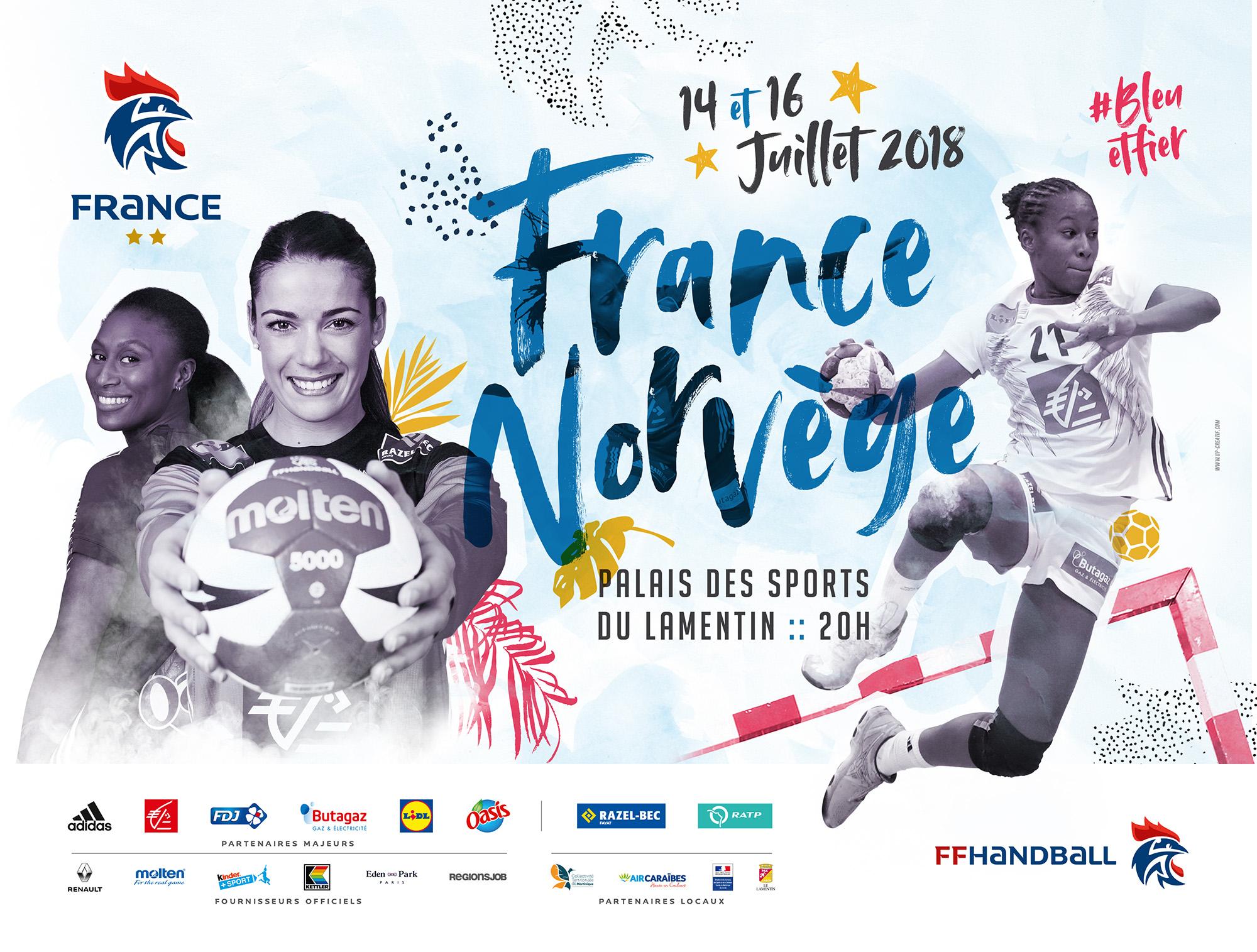 Tournée été 2018 Martinique EDF F