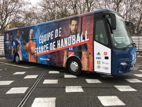 Covering bus Mondial 2017